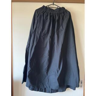 フォグリネンワーク(fog linen work)のmii Thaaii  ロングギャザースカート(ロングスカート)