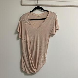 ヴァネッサブリューノ(vanessabruno)のvanessabruno athe とろみTシャツ(Tシャツ(半袖/袖なし))
