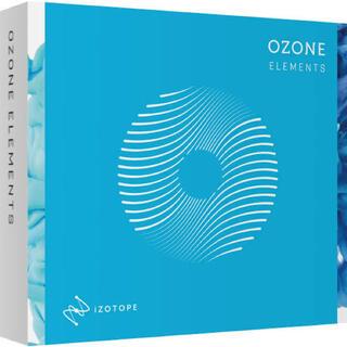 izotope ozone elements(ソフトウェアプラグイン)