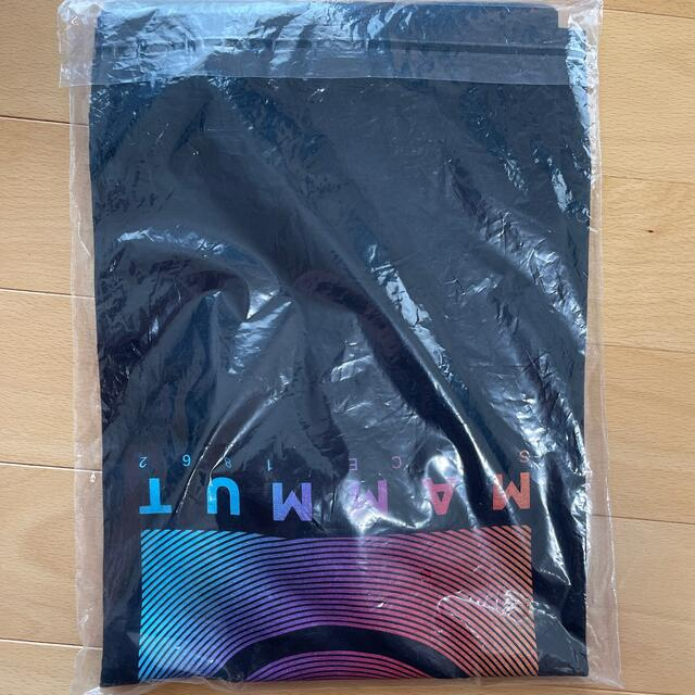 Mammut(マムート)のマムート トロバットTシャツ Lサイズ(ブラック) スポーツ/アウトドアのアウトドア(登山用品)の商品写真