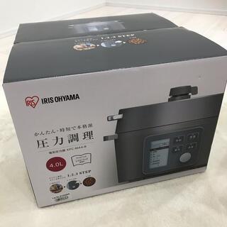 アイリスオーヤマ - 電気圧力鍋