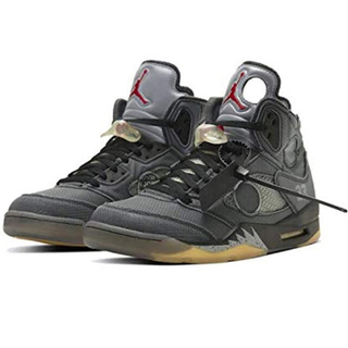 ナイキ(NIKE)の新品 Off-White × Nike Air Jordan 5(スニーカー)