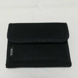 サザビー(SAZABY)の【 VIA SAZABY 】 サザビー 折り財布 ( 黒 )(財布)