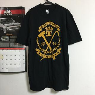美品 DC skateboard Tシャツ(Tシャツ/カットソー(半袖/袖なし))