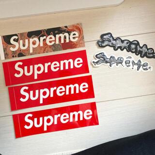 シュプリーム(Supreme)の新品未使用 supreme ステッカー 1枚 シュプリーム シール おしゃれ(シール)