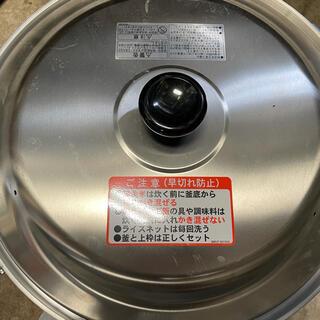 リンナイ(Rinnai)のらいさん専用 新品 業務用 炊飯器 4升炊き(炊飯器)