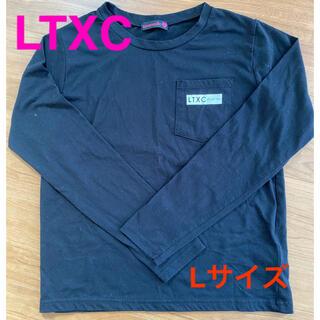 ラブトキシック(lovetoxic)のLTXC ロンT L(Tシャツ/カットソー)