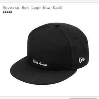 シュプリーム(Supreme)のReverse Box Logo New Era® Supreme(キャップ)