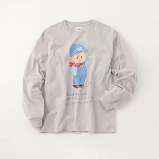 BuddyLee100周年記念Lee×Wisut Ponnimit 長袖Tシャツ