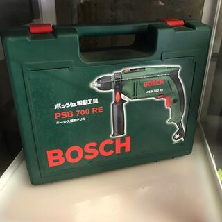 ボッシュ(BOSCH)のBOSCH キーレス 振動ドリル PSB 700 RE(その他)