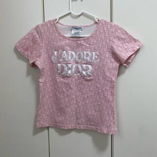 ディオール(Dior)のdior 古着(Tシャツ(半袖/袖なし))