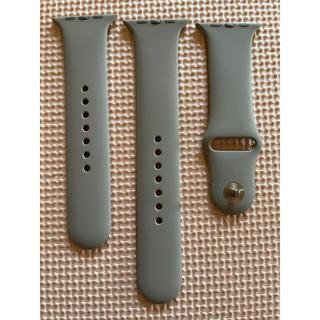 アップルウォッチ(Apple Watch)のApple Watch 純正品 スポーツバンド 42/44mm(ラバーベルト)