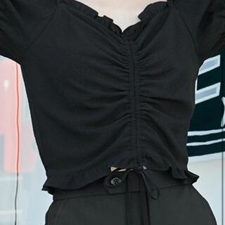アイズビットガーディアン(ISBIT GUARDIAN)のGU ブラック(Tシャツ/カットソー)