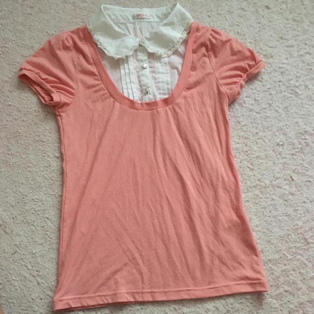 シャツトップス レディースのトップス(シャツ/ブラウス(半袖/袖なし))の商品写真