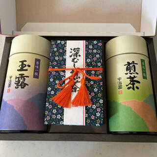 大幅値下げ宇治園お茶セット(茶)