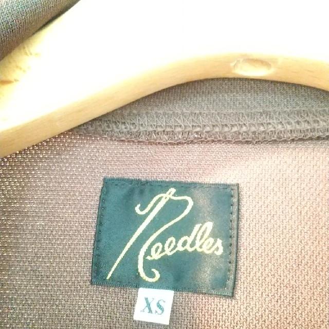 Needles(ニードルス)のNeedles トラックジャケット XS メンズのトップス(ジャージ)の商品写真