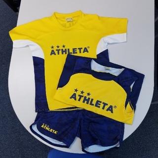 ATHLETA - アスレタ3点セット140