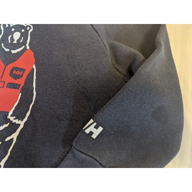 HELLY HANSEN(ヘリーハンセン)の専用☆ヘリー・ハンセン トレーナー 100 キッズ/ベビー/マタニティのキッズ服男の子用(90cm~)(Tシャツ/カットソー)の商品写真