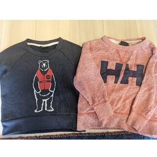 ヘリーハンセン(HELLY HANSEN)の専用☆ヘリー・ハンセン トレーナー 100(Tシャツ/カットソー)