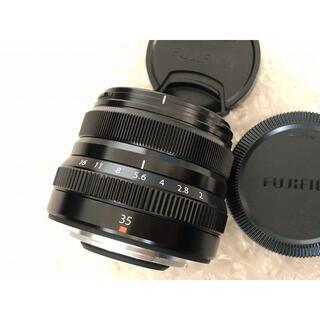 富士フイルム - 936AMR FUJINON XF 35mm F2 R WR