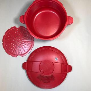 マイヤー(MEYER)のマイヤー電子レンジ圧力鍋 2.3L(調理道具/製菓道具)