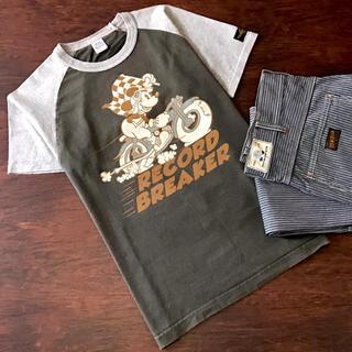 トイズマッコイ(TOYS McCOY)の当時即完売 入手困難 中古 トイズマッコイ ディズニー  BECK コラボ T(Tシャツ/カットソー(半袖/袖なし))