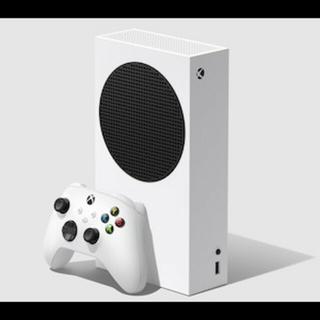 エックスボックス(Xbox)の新品未開封!Xbox Series S(家庭用ゲーム機本体)