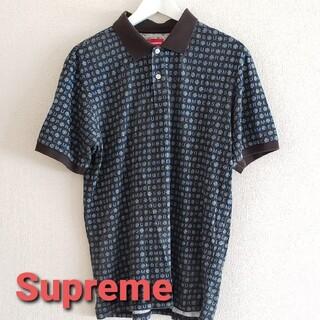 シュプリーム(Supreme)のSupremeシュプリーム19SS総柄ポロシャツsizeS(ポロシャツ)