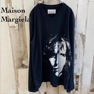 マルタンマルジェラ(Maison Martin Margiela)のMaison Martin Margiela マルジェラ プリント ロンT(Tシャツ/カットソー(七分/長袖))