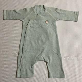 コンビミニ(Combi mini)のベビー服 カバーオール 60〜70センチ(カバーオール)
