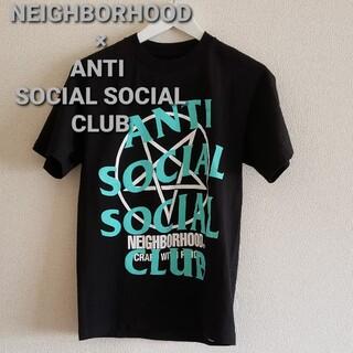 ネイバーフッド(NEIGHBORHOOD)のNEIGHBORHOOD×ANTI SOCIAL SOCIAL CLUB tee(Tシャツ/カットソー(半袖/袖なし))