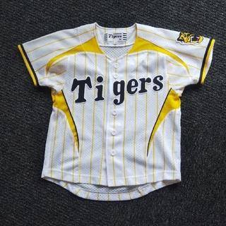阪神タイガース - 阪神タイガース ユニフォーム 110 キッズ 野球