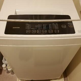 アイリスオーヤマ(アイリスオーヤマ)の美品★ 洗濯機 6kg 2020年 アイリスオーヤマ(洗濯機)