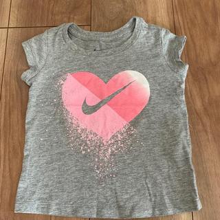 ナイキ(NIKE)のNIKE ナイキ Tシャツ 2歳 70-80cm(Tシャツ)