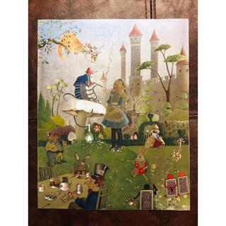 セール中❗️不思議の国のアリス ポスター(絵画/タペストリー)