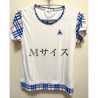 ルコックスポルティフ(le coq sportif)の値下げ❗️ルコック レディーステニスゲームシャツ(ウェア)