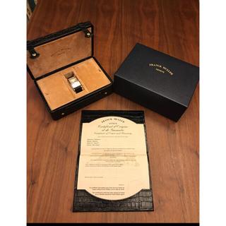 FRANCK MULLER - フランクミュラー ロングアイランド レリーフ K18WG 1300SC 金無垢