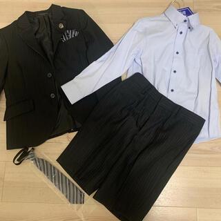 ヒロミチナカノ(HIROMICHI NAKANO)の【送料無料】新品 hiromichi nakano 120㎝ 男の子のスーツ(ドレス/フォーマル)