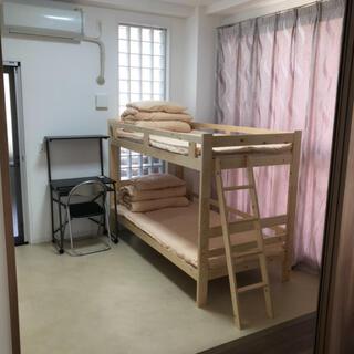 二段ベッド スノコベッド(すのこベッド)