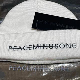 PEACEMINUSONE - Peaceminusoneニット帽