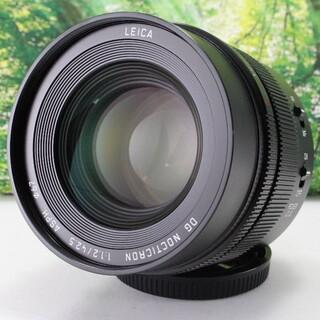 Panasonic - パナソニック 単焦点 中望遠レンズ  DG NOCTICRON 42.5mm