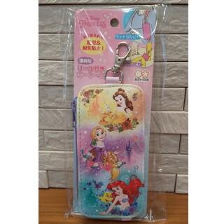 ディズニー(Disney)の学童キーケース ディズニー プリンセス リール付きキーケース 鍵ケース キッズ (キーケース)