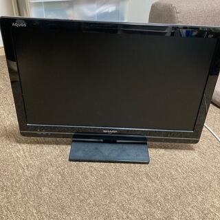 アクオス(AQUOS)のSHARP AQUOS 24型液晶テレビ(テレビ)