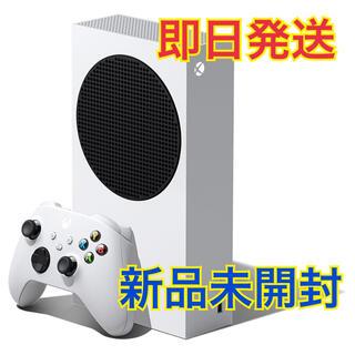 エックスボックス(Xbox)のXbox Series S エックスボックス ゲーム機 Xbox(家庭用ゲーム機本体)