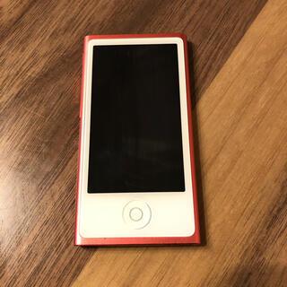 アイポッド(iPod)のiPod nano 16GB(ポータブルプレーヤー)