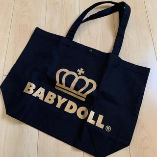 ベビードール(BABYDOLL)のベビードールビックトートバッグ(トートバッグ)