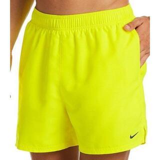 ナイキ(NIKE)のLサイズ Nike(ナイキ)ロゴ スイムショーツ 水着 イエロー(水着)