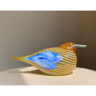 イッタラ(iittala)のBlue Scaup Duck 2004年 アニュアルバード イッタラ バード(置物)