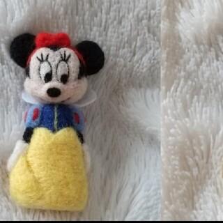 ディズニー(Disney)のミニーちゃん💖羊毛フェルト(人形)
