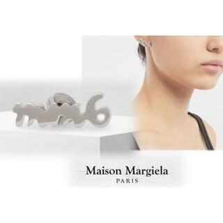 エムエムシックス(MM6)の専用です!メゾンマルジェラ MM6  ロゴピアス 片耳用(ピアス)
